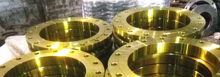 ASTM B62 Brass Flanges Manufacturer