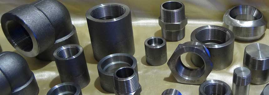 Carbon Steel ASTM A350 Forged Fittings Manufacturer