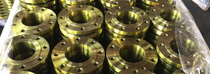 ASTM A151 Cupro Nickel 70/30 Flanges Manufacturer