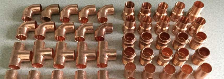 ASTM B122 Cupro Nickel 70/30 Pipe Fittings Manufacturer