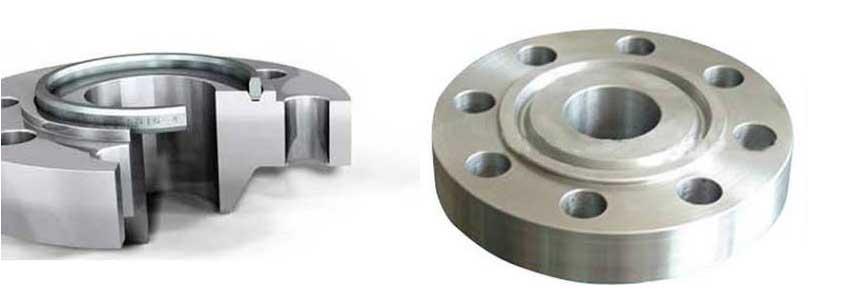 ANSI/ASME B16.5/B16.47 Ring Type Joint Flanges