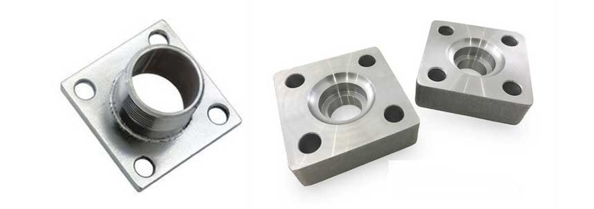 ANSI/ASME B16.5/B16.47 Square Flanges