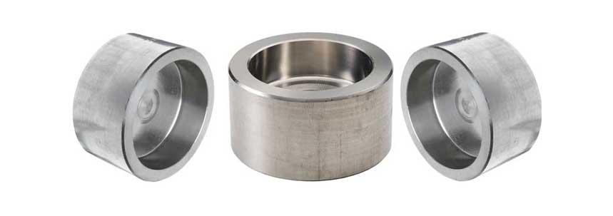 ASME B16.11 Socket Weld End Pipe Cap Manufacturer