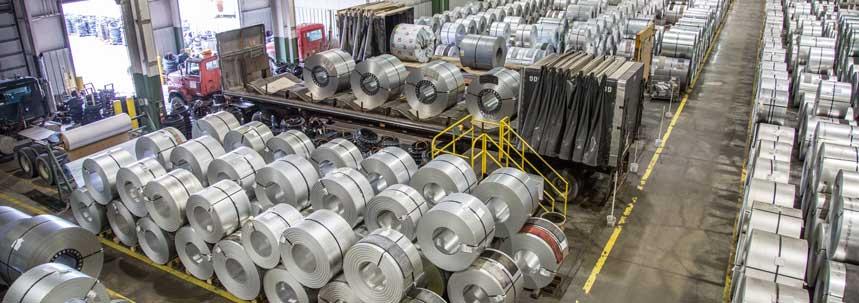 Steel Sheets, Plates & Coils Manufacturer