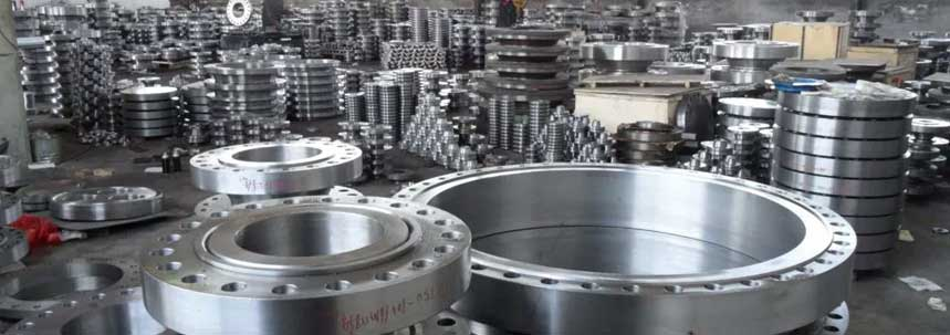 ASTM A182 Stainless Steel 316Ti Flanges Manufacturer