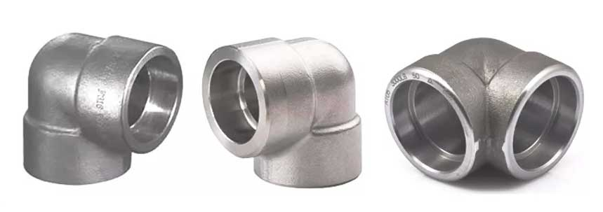 ASTM A182 SS 304 Socket Weld Fittings Manufacturer