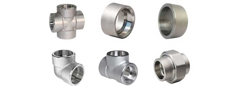 ASTM A182 SS 304h Socket Weld Fittings Manufacturer