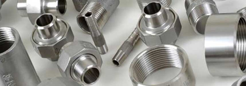 ASTM A182 SS 304h Threaded Forged Fittings Manufacturer
