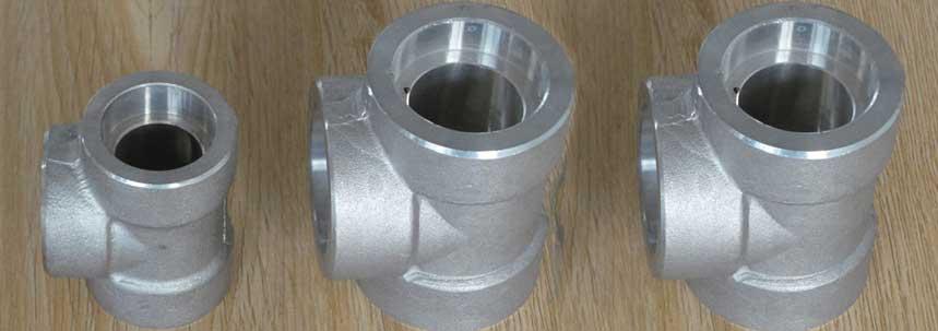 ASTM A182 SS 304L Socket Weld Fittings Manufacturer