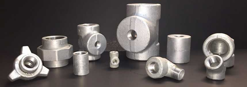 ASTM A182 SS 310h Threaded Forged Fittings Manufacturer