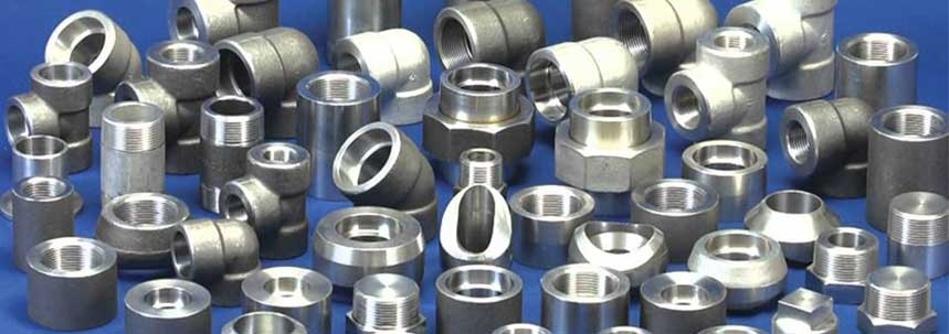 ASTM A182 SS 316/316L Threaded Forged Fittings Manufacturer
