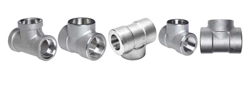 ASTM A182 SS 316Ti Socket Weld Fittings Manufacturer