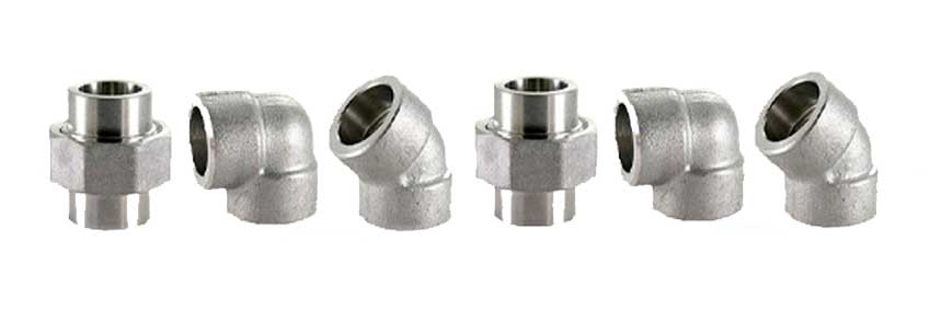 ASTM A182 SS 317 Socket Weld Fittings Manufacturer