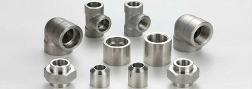 ASTM A182 SS 321/321h Socket Weld Fittings Manufacturer