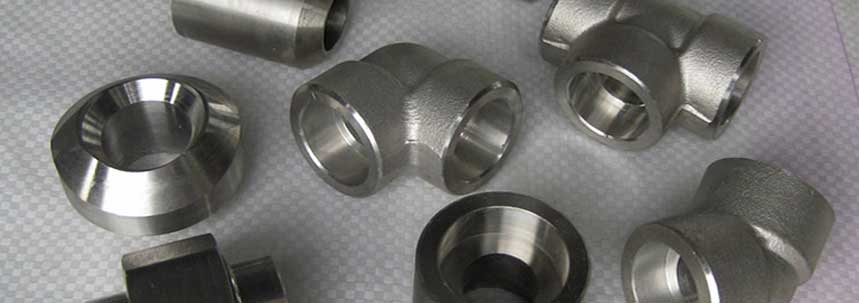 ASTM A182 SS 347 Socket Weld Fittings Manufacturer