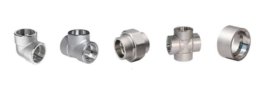 ASTM A182 SS 347h Socket Weld Fittings Manufacturer