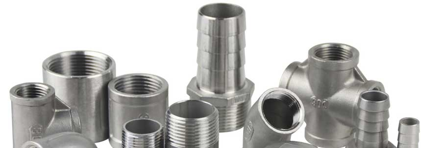ASTM A182 SS 347h Threaded Forged Fittings Manufacturer