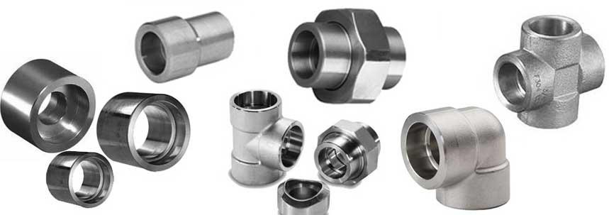 ASTM A182 SS 446 Socket Weld Fittings Manufacturer