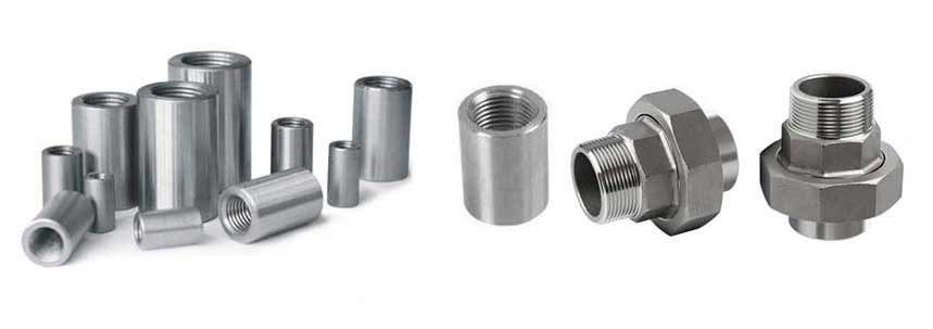ASTM A182 SS 446 Threaded Forged Fittings Manufacturer