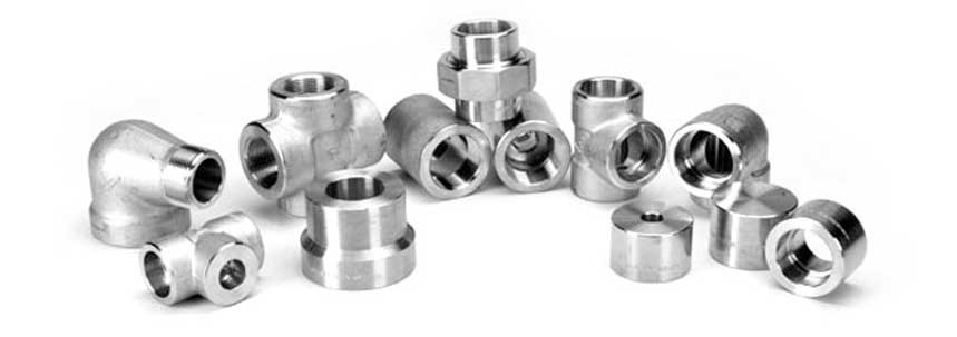 ASTM A182 SS Socket Weld Fittings Manufacturer
